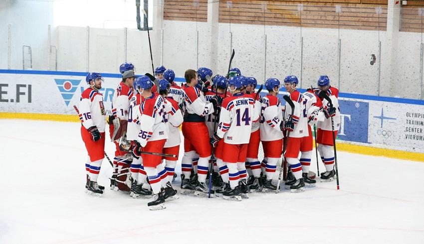 Reprezentace U20 míří do Švédska. Turnaje čtyř zemí se zúčastní tři hráči Komety
