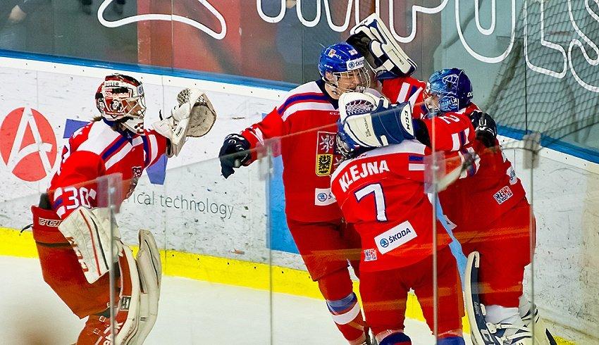 Reprezentační odveta osmnáctky úspěšná, U20 těsně nestačila na Finy