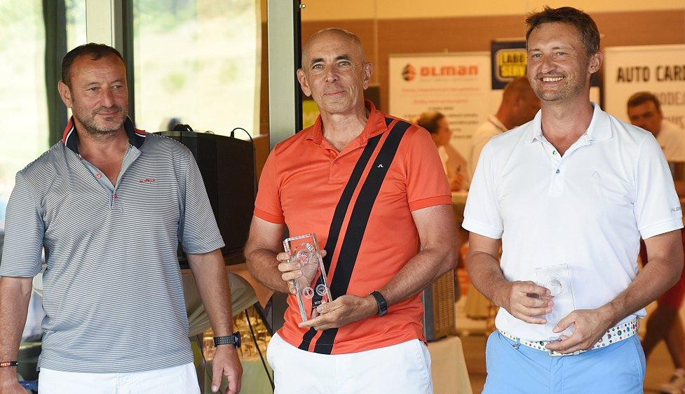 Kometa Golf Challenge 2018: Hokejisté a partneři klubu hráli pro Nadační fond KOMETA