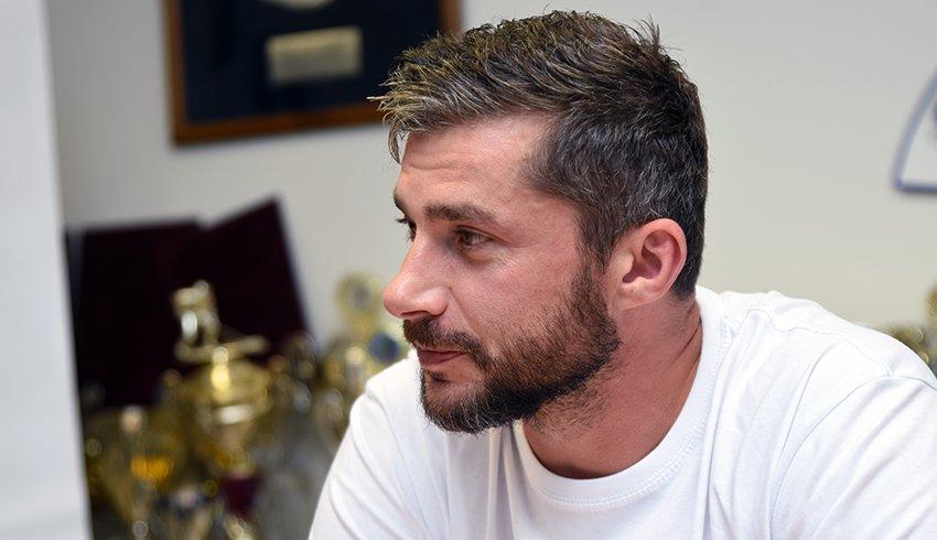 Byla by velká škoda odcházet, přiznává Leoš Čermák, který s Kometou podepsal novou smlouvu