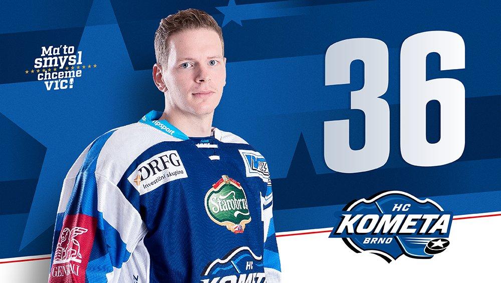 HC Kometa Brno » Profil hráče » Jakub Krejčík  36 35a31a9854