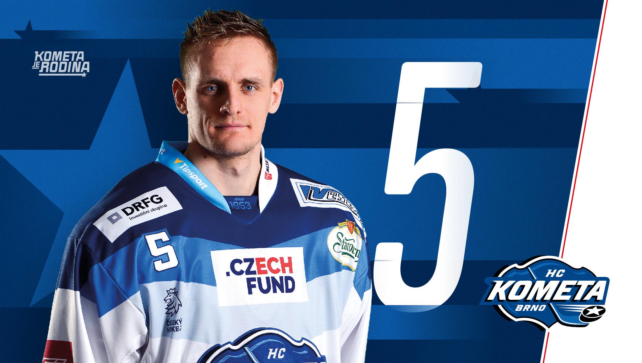 HC Kometa Brno » Profil hráče » Tomáš Vondráček  5 773fe80c9c